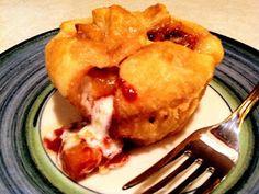 Strawberry Peach Easy Pies Recipe