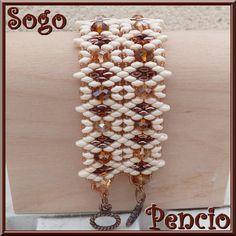 Tutorial.  http://pencio.chezblog.com/33411/Sch%E9ma+du+bracelet+Sogo.html