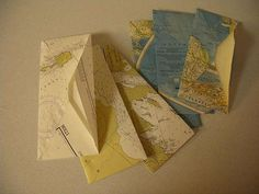 9 things to do with your old maps