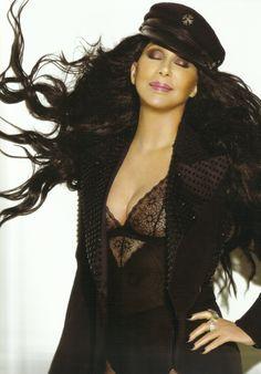 Cher. TourBook. D2K.