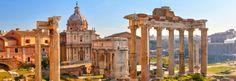 Rome Hotels Cool Places To Visit, Places To Travel, Travel Destinations, Ancient Ruins, Ancient Rome, Ancient History, Rome Travel, Italy Travel, Italy Tourism