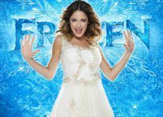 """Un regalo musicale, Violetta si sdoppia per un Natale davvero """"Frozen"""""""