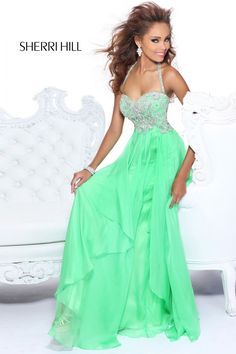 Sherri Hill for Prom 2013 #IPAProm