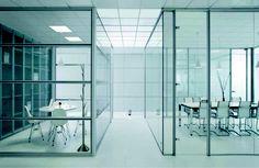 Mamparas de oficina Futura, Montadesk - 05