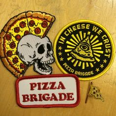 Get the whole set of patches and pin and save yourself some dough in the…