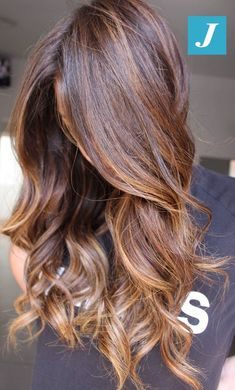 20 Inspiring Blonde Balayage Hair Ideas for 2019 - Style My Hairs Ombre Curly Hair, Best Ombre Hair, Long Curly Hair, Curly Hair Styles, Wedding Hair Brunette, Brunette Hair, Hair Wedding, Hair Color Balayage, Hair Highlights