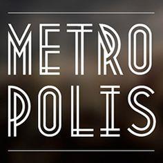 typo metropolis 1920