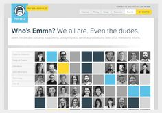 Inspiring Designs : Meet the Team & About Us pages | Creative Web Design Inspirations
