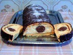 Kekszes alagút recept, kevert tésztás, karácsonyi sütemény, vanília pudingporos tésztával és krémmel, kakaóporos rumaromás kekszes töltelékkel, olvasztott csokoládéval és kókuszreszelékkel bevonva. Biscotti, Cookie Recipes, French Toast, Sweets, Snacks, Cookies, Breakfast, Xmas Cakes, Dios