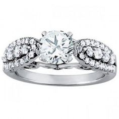 April is Diamond Month and what better way to celebrate than with a diamond and a proposal (a lab diamond that is)! Our Vanna is the perfect ring to take her breath away and is now only $1104.15 plus FREE earrings and shipping! Don't just promise her today, promise her a lifetime! To order our Vanna ring call 1-800-682-0581 or visit http://www.lab-diamonds.com/vanna-engagement-ring.html #engagementrings #wedding