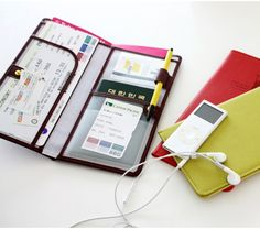 MochiThings.com: Wanna Be a Traveler Passport Wallet