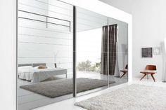 Luxury Mirrored Closet Door Ideas