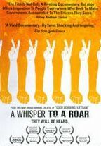 A Whisper to a Roar. This documentary focuses on the current struggles for democracy in Egypt, Malaysia, Ukraine, Venezuela, and Zimbabwe. Viewers will have a front row seat to history forging revolutions the filmmakers captured and had no idea that they would erupt mid-production of the making of this film. Democracy has always come at a price. Link to library catalog: https://mplus.mnpals.net/vufind/Record/007823478