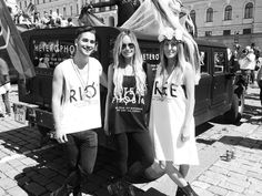 Helsinki Pride 2015 - Heterophobia Helsinki, Caravan, Equality, Pride, Lifestyle, Collection, Fashion, Social Equality, Moda