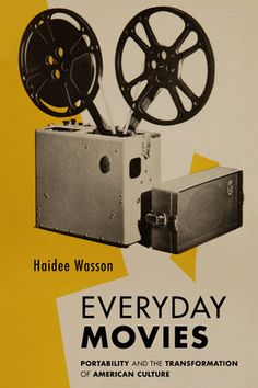 Everyday Movies documents the twentieth-century rise of portable film projectors. It demonstrates that since World War II, the vast majority of movie-watching did not happen in the glow of the large screen but rather took place alongside the glitches, distortions, and clickety-clack of small machines that transformed home, classroom, museum, community, government, industrial, and military venues into sites of moving-image display. Merida, Movie Theater, Audio Books, Projectors, Culture, Film, Movies, Glow, Industrial
