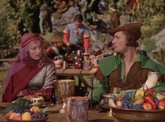 """Olivia and Joan: Sisters of the Silver Screen: """"The Adventures of Robin Hood"""" (1938)"""