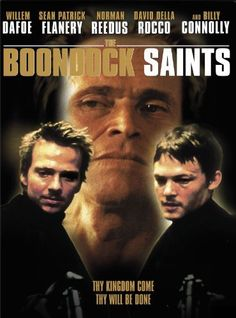 Hot on the trail of the assailants behind the brutal murder of Russian thugs, FBI agent Paul Smecker (Willem Dafoe) is surprised to discover the killers are Irish twin brothers (Sean Patrick Flanery and Norman Reedus) who believe they've been chosen.