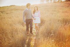 Sunny Engagement Photos — ©RYAN FLYNN PHOTOGRAPHY