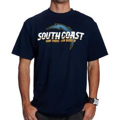 South Coast Charger Tee