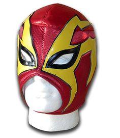 Luchadora ® Shoker maschera lucha libre wrestling messicano taglia adulto