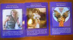 Tarot Card ( Archangel Michael) Oracle Reading
