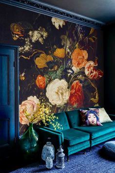 5 Simple Interior Design Tips To Change Your Space Eluxe Magazine interiordesign designtips designhome interiors interiorinspo interiordesignideas interiordecorating interieur interiordesignbedroom Decor, House Design, Interior Design Tips, Mural, Living Room Decor, Modern Victorian, Simple Interior, Simple Interior Design, Interior Design Bedroom