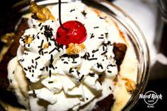 #Dessert #hardrock Brownie #Rome #delicious #foodporn