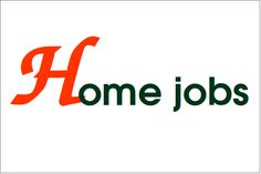 Home jobs opportunities Make Money Online, How To Make Money, Home Jobs, Company Logo