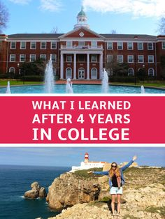 What I Learned after 4 years in College | College Student Life Lessons