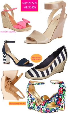 Just Dandy by Danielle: Spring Shoes
