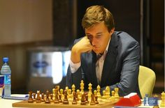 Sergey Karjakin still alive and kicking in chess World Cup final Chess Players, World Cup Final, Matching Games, Masters, Finals, Kicks, Random, Master's Degree, Final Exams