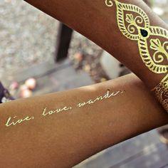 Flash Tattoos - SHEEBANI, $25.00 (http://www.flashtat.com/sheebani/) WANT THEM!!!!