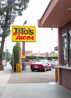 Tito's Tacos ~ Los Angeles, CA