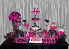 INVITATIONS CANDY BUFFETS PARTY SERVICES - CANDY GALLERY