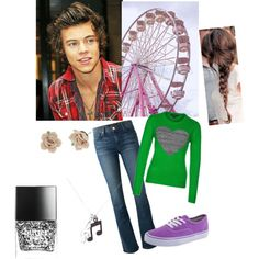 carnival date with Harry☆