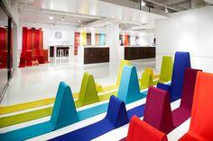 Momentum Group  Best Showroom of NEOCON 2012