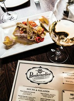 Craving decadence in Dallas? Try Boulevardier, a Texas-meets-France neighbourhood bistro, where gooey-cheese-topped bowls of onion soup and Paris-style seafood platters reign.