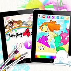 Simple Free Coloring Book Apps