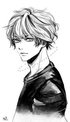 Anime boys, cute anime boy, manga boy, all anime, manga anime Anime Boys, Chica Anime Manga, Cute Anime Boy, Anime Art, Wie Zeichnet Man Manga, Manga Boy, Guy Drawing, Manga Drawing, Drawing Ideas