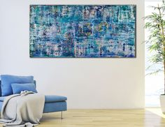 Buy Sapphire spectra (Blue lakes), Acrylic painting by Nestor Toro on Artfinder. Discover thousands of other original paintings, prints, sculptures and photography from independent artists. Nature Paintings, Paintings For Sale, Original Paintings, Abstract Expressionism Art, Abstract Art, Acrylic Painting Canvas, Canvas Art, Lovers Art, Shades Of Blue