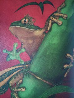 THE FROG PRINCE BY ANNE ROMBY