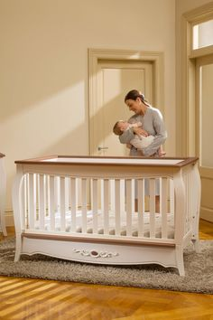 Loire Convertible Plus Cot Bed Convertible, French Nursery, Cosy Sofa, French Architecture, Safari Nursery, Cot Bedding, Nursery Inspiration, Double Beds, Bassinet