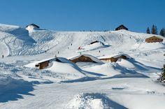 Loferer Alm, Salzburg - Austria Winter Wonder Land
