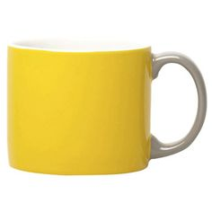 My Mug XL Yellow Gray, $14.95, now featured on Fab.