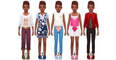 "shespeakssimlish: "" kedụ BGC ""1 Bunny Hop 