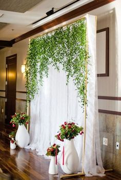 Wedding Backdrop Ideas 8