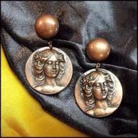 Google Image Result for http://pl.b5z.net/i/u/6101765/i/pierced%2520ers/art-nouveau-copper-lady-vintage-earrings-1_i1_ezr.jpg