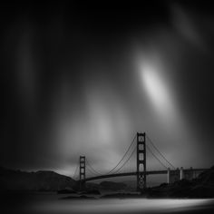 """Golden Gate Bridge from Baker Beach in San Francisco, California at Sunset 