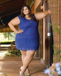 Mayara Russi Fab! Plus size fashion styles ladies.  Bbw. Chubby chunky curvy Big and beautiful