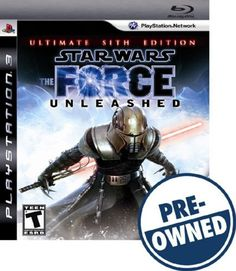 Star Wars: The Force Unleashed — Ultimate Sith Edition — PRE-Owned - PlayStation 3